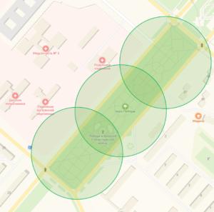 Тестовая эксплуатация WiFi сети CITY WiFi