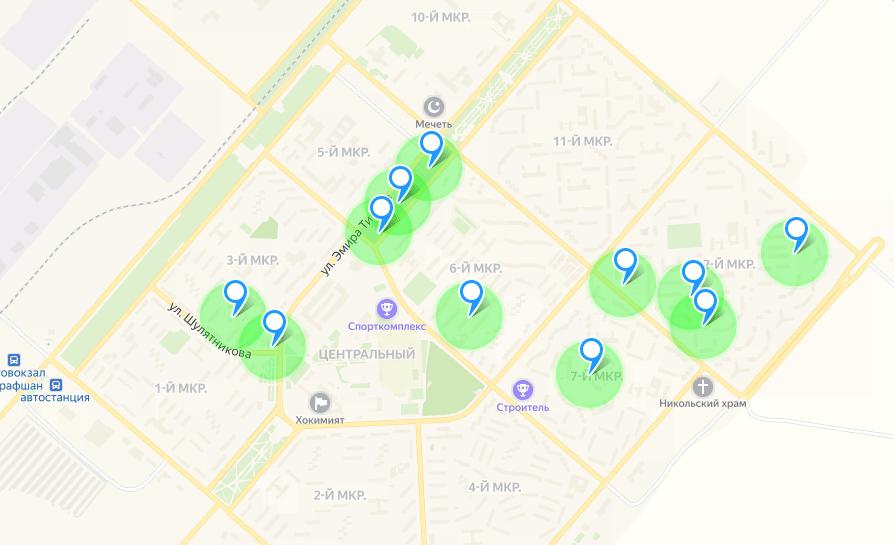 Строительство: Продолжаем — новые точки доступа CITY WiFi (12-22, 12-47)