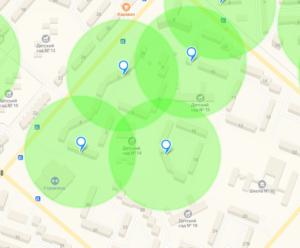 Строительство: Продолжаем — новые точки доступа CITY WiFi (7-1, 7-7, 7-9)